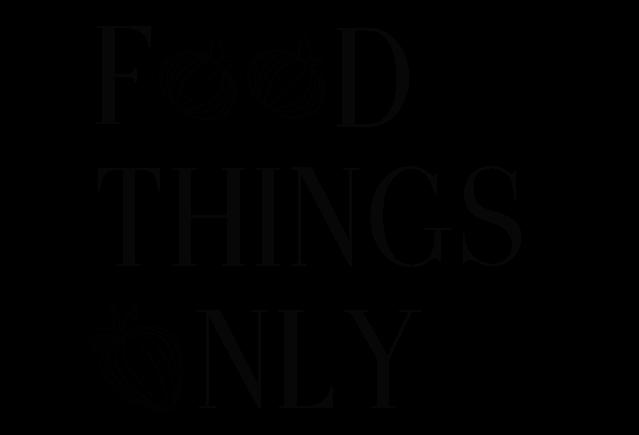 FoodThingsOnly.com